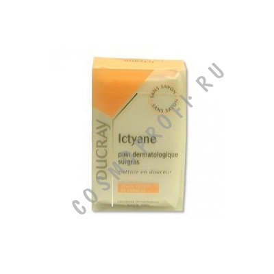 ������ ���� ��� ����� ���� Ducray - Ictyane Extra Rich Dermatological Bar C18608 200 �