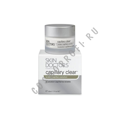 ���� ��� ���� ���� � ������������ �������� Skin Doctors - Problem Specific Capillary Clear 2276 50 ��