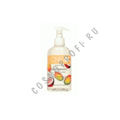 ���� ������ ����� � ����� CND - Scentsations Wash Mango and Coconut 14327 245 ��