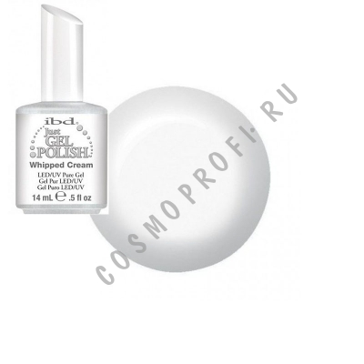 ������� ��� ������� ������ Ibd - Just Gel Polish Whipped Cream 19400/07 14 ��