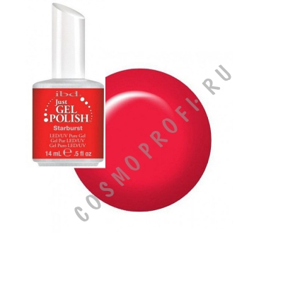 ������� ��� ����� ���������� Ibd - Just Gel Polish Starburst 19400/30 14 ��