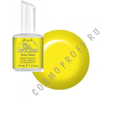 ������� ��� ���� ������ Ibd - Just Gel Polish Solar Rays 19400/26 14 ��