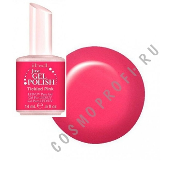 ������� ��� �������� ������� Ibd - Just Gel Polish Tickled Pink 19400/23 14 ��