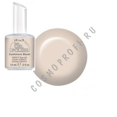 ������� ��� ������� ������� Ibd - Just Gel Polish Cashmere Blush 19400/09 14 ��