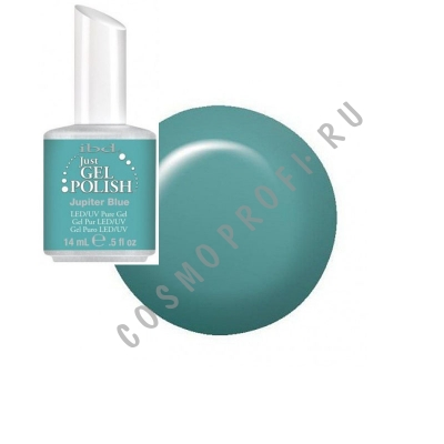 ������� ��� ����� ������ Ibd - Just Gel Polish Jupiter Blue 19400/19 14 ��