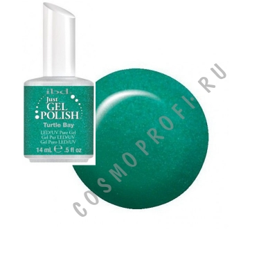 ������� ��� ����������� ����� Ibd - Just Gel Polish Turtle Bay 19400/20 14 ��