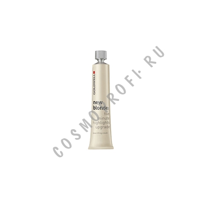 Осветляющий крем Goldwell - New Blonde Five Minute Highlights Upgrade 60 мл