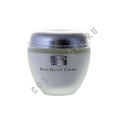 Ночной крем Fresh Look - Basic Care Rich Night Cream fl055 50 мл