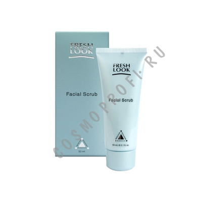 Скраб для лица Fresh Look - Deep Cleansing and Moisturizing Facial Scrub fl180 50 мл