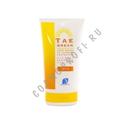 Солнцезащитное молочко SPF-50 для лица и тела Histomer - Biogena Tae Break Sun Milk, SPF-50 BVTAEB0002 150 мл
