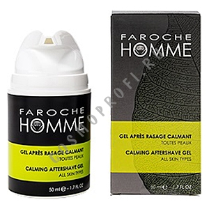 Гель после бритья Henriette Faroche - Homme Calming Aftershave Gel 11675 50 мл