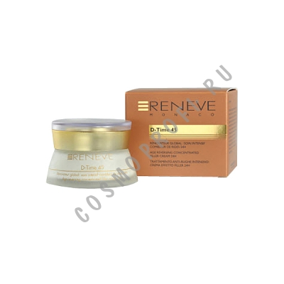 ���� �������������� ������ ��� ���� 24 ���� Reneve - D-Time 45 Age Reversing Concentrated Filler Cream R193VV 50 ��