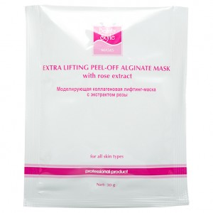 BeautyStyle Лифтинг-маска коллагеновая с экстрактом розы (One-phase Collagen Lifting Masks | Rose Extract) 4503308 30 г