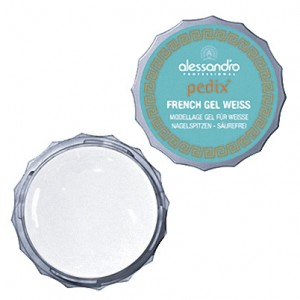Alessandro ���� ��� ������������� ������ ��� �������� ����������� (Gels Pedix / French White) 01-268 7,5 �