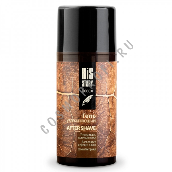 ���� ����������� ����� ������ �������� ��������� ������� - Premium - His Story Tobacco After Shave ��030022 100 ��