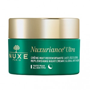 Nuxe Ночной крем для всех типов кожи (Nuxuriance | Anti-Aging Re-densifying Cream Night for All skin types) 2441 50 мл