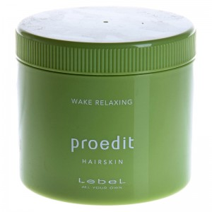Lebel Крем для волос (Proedit / Hairskin Wake Relaxing) 3785 360 мл