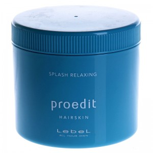 Lebel Крем для волос (Proedit | Hairskin Splash Relaxing) 3808 360 мл