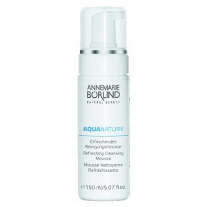 Annemarie Borlind Мусс очищающий Аква Annemarie Borlind - Aquanature Refreshing Cleansing Mousse 802 150 мл annemarie borlind гель очищающий для комбинированной кожи annemarie borlind combination skin cleansing gel 637 150 мл