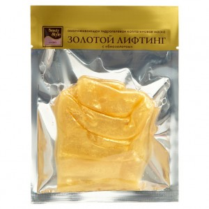 Beauty Style Кристаллическая маска с биозолотом (Collagen Express-Masks | Golden Lifting) 4501601 1 шт.