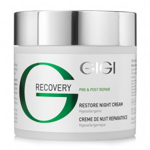 Gigi Восстанавливающий ночной крем (Recovery / Restore Night Cream) 20058 260 мл