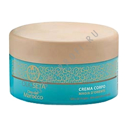 Крем для тела с маслом арганы Barex - Olioseta Oro Del Morocco Body Cream Magic of The East 000255 250 мл