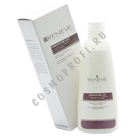 ��������� ������� ��� ��������������� � ������ ���� Reneve - Clean Purifying Cleansing Milk R64VV 200 ��