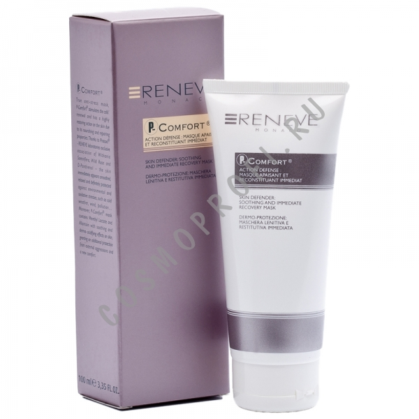 ������������� � ���������������� ����� ����������� �������� Reneve - P-Comfort Soothing And Immediate Recovery Mask R161VV 100 ��