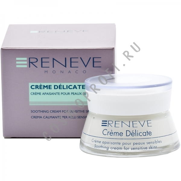 ������������� ���� Reneve - Delicate Soothing Cream For Sensitive Skins R45VV 50 ��