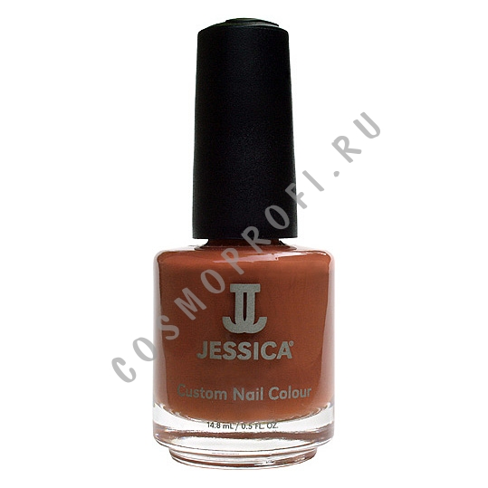 Лак для ногтей Chocolate Passion Jessica - Custom Nail Colour UPC 435 14,8 мл
