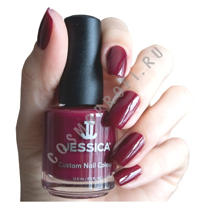 Лак для ногтей Crimson Reflections Jessica - Custom Nail Colour UPC 665 14,8 мл