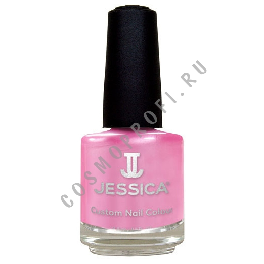 Лак для ногтей Hotter than Hibiscus Jessica - Custom Nail Colour UPC 714 14,8 мл