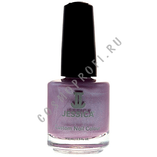 Лак для ногтей Loving the Lilacs Jessica - Custom Nail Colour UPC 544 14,8 мл