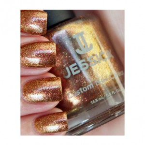 Jessica Лак для ногтей (Custom Nail Colour / Gingersnap) UPC 736 14,8 мл