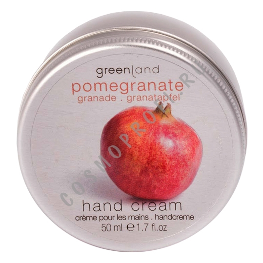 ���� ��� ���, ������ GreenLand - Balm and Butter Hand Cream Pomegrante 1332-BBH14 50 ��