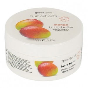 GreenLand Крем для тела, манго (Fruit Extracts | Body Butter Mango) 0734-FX42 150 мл
