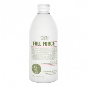 Ollin ��������� ������� ��� ����� � ���� ������ � ���������� ������� (Full Force / Hair&Scalp Purifying Shampoo with Bamboo Extract) 725614 300 ��