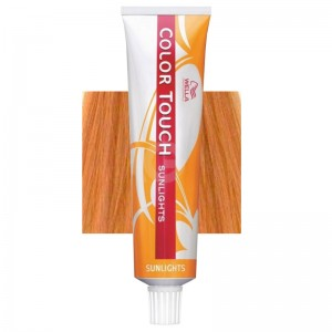 Wella Осветляющая крем-краска 04 Натуральный медный (Color Touch Sunlights) 81387091/81292508/9505000 60 мл