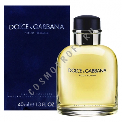 ������� ��������� ���� Dolce and Gabbana - Pour Homme 81083804 40 ��