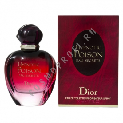 ������� ��������� ���� Christian Dior - Poison Hypnotic Eau Secrete F065342009 50 ��