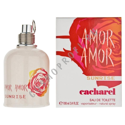 ������� ��������� ���� Cacharel - Amor Amor Sunrise 614382 100 ��