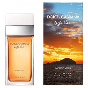 Dolce and Gabbana Женская туалетная вода Dolce and Gabbana - Light Blue Sunset In Salina 82448389 25 мл dolce and gabbana женская туалетная вода dolce and gabbana light blue 81051771 50 мл