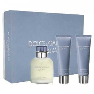 Dolce and Gabbana �����: ��������� ���� + ������� ����� ������ (Light Blue / Pour Homme) 14702 2*75 ��