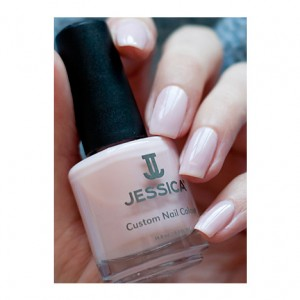 Jessica Лак для ногтей (Custom Nail Colour / Barely Blush) UPC 769 14,8 мл