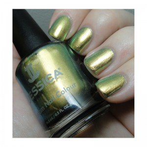Jessica Лак для ногтей Iridescent Eye (Custom Nail Colour) UPC 698 14,8 мл