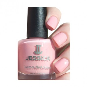 Jessica Лак для ногтей Power Driven Pink – Pink (Custom Nail Colour) UPC 654 14,8 мл