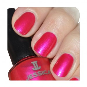 Jessica Лак для ногтей Strawberry Fields (Custom Nail Colour) UPC 160 14,8 мл