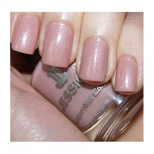 Jessica Лак для ногтей Tea Rose (Custom Nail Colour) UPC 409 14,8 мл
