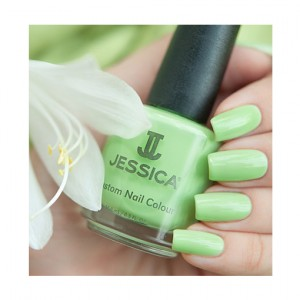Jessica Лак для ногтей Viva La Lime Lights - Lime Jessica - Custom Nail Colour UPC 657 14,8 мл jessica гель лак для ногтей лайм jessica geleration viva la lime lights lime gel 657 15 мл