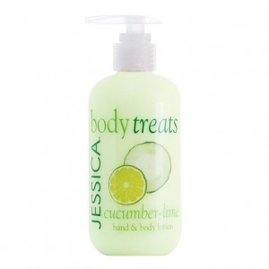 Jessica ������ ������������� ��� ��� � ����, ������-���� (Body Treats | Cucumber-Lime) BT 832 245 ��
